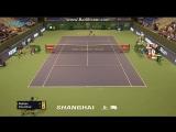 Andrey Rublev - Damir Dzumhur - SHANGHAI 2017 Highlights