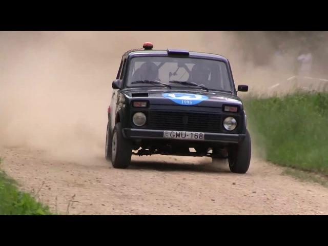 Bayer-Balázs Lada Niva KIT M6 LOG ISEUM Rallye 2017.-Lepold Sportvideo