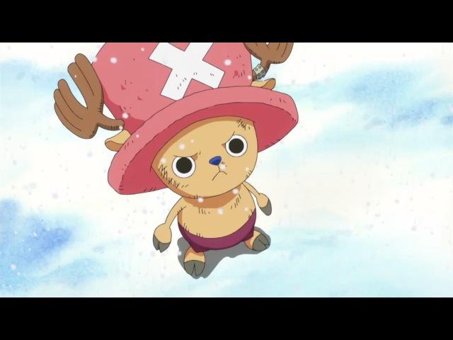 One Piece 778 серия [Озвучили: OVERLORDS Marie Bibika Mutsuko Air Shoker Horie] / Ван Пис