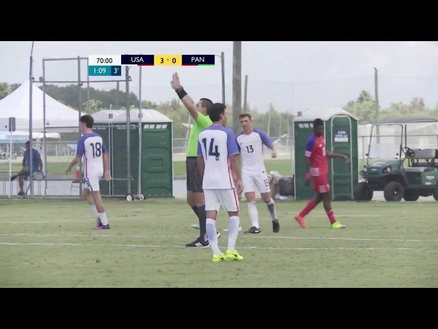 Mexico U15 vs USA U15