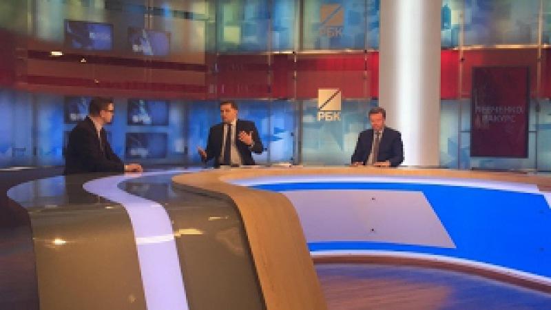 О возобновляемой энергетике в России (Кирилл Комаров и Алексей Текслер в эфире ...