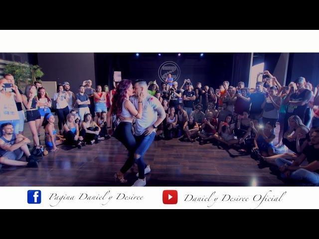DANIEL Y DESIREE Daniel Santacruz feat Grupo Extra Volvieron A Darme Las 6