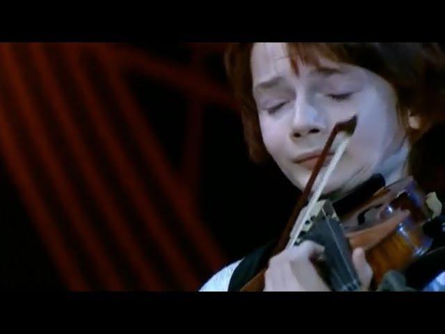Данила Бессонов, скрипка. Концертмейстер Иван Бессонов.