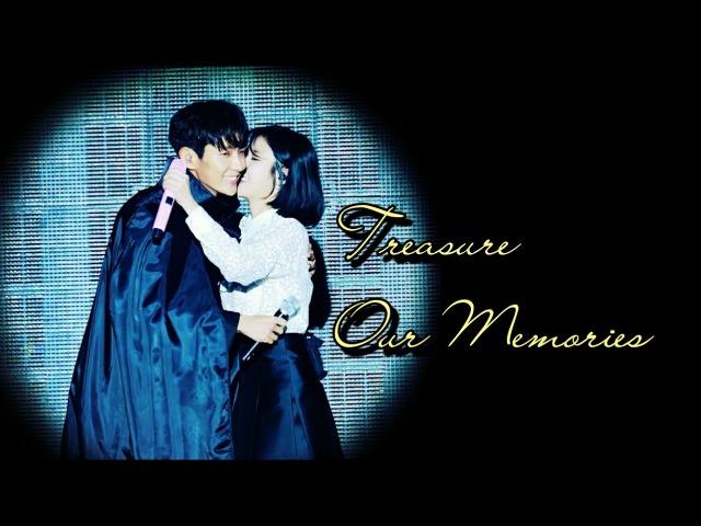 Lee Joon Gi Lee Ji Eun (IU) || Treasure Our Memories
