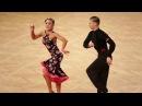 Konstantin Gorodilov - Dominika Bergmannova, EST | 2017 World LAT - AOC Vienna - QF J