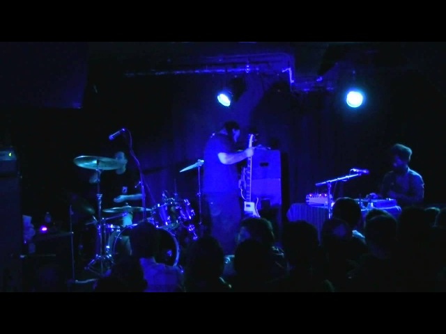 Om - live at the Empty Bottle, Chicago, 11/17/2012