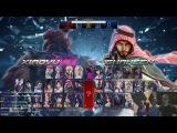 Животные месят друг друга в Tekken 7 (Запись Стрима)