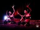Amber Tara_ Acroyoga Thai Nails Temple Tribal Fusion Dance duet_ Yana Yamana and Mar Gonzalez