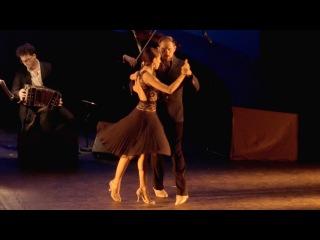 Solo Tango Orquesta - Buscandote with Tania Heer and René-Marie Meignan