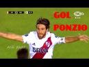 Gol de Ponzio | River 1 vs 2 Boca 2017 | HD |Relato Costa Febre