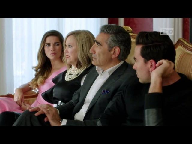 Шиттс Крик 1 сезон 2015 трейлер Schitt s Creek Trailer HD Eugene Levy