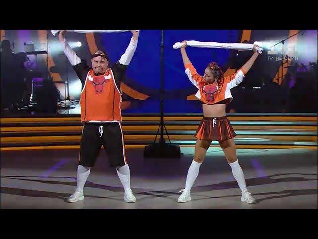 Юрій Ткач та Ілона Гвоздьова – Хіп-хоп - Танці з зірками