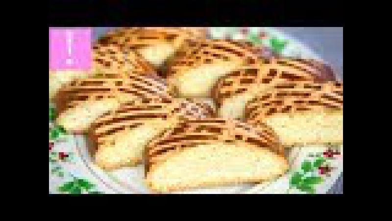 🔴 Вкусное Домашнее Печенье - Кроки | Простые рецепты печенья | Как приготовить п...