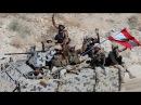 Временное перемирие с ИГИЛ на ливанско сирийской границе