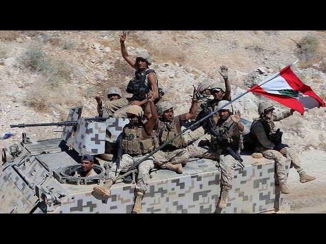 Временное перемирие с ИГИЛ на ливанско-сирийской границе