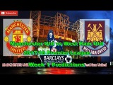 Manchester United vs West Ham United Predictions  201718 Premier League Week 1, FIFA17