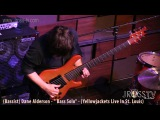 James Ross @ (Bassist) Dane Alderson -