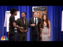 Pictionary with Megan Fox Nick Cannon and Wiz Khalifa   Part 2