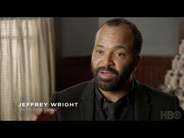 Бернард раскрывает личность предателя | Bernard Faces an Unlikely Saboteur Westworld HBO