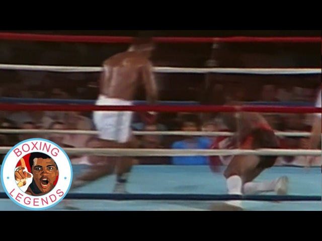 Mike Tyson vs Michael Johnson (Highlights) [1985-09-05]