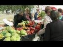 ВМинусинске напразднике томатов выбрали самый большой помидор ивручили его хозяину автомобиль. Новости. Первый канал