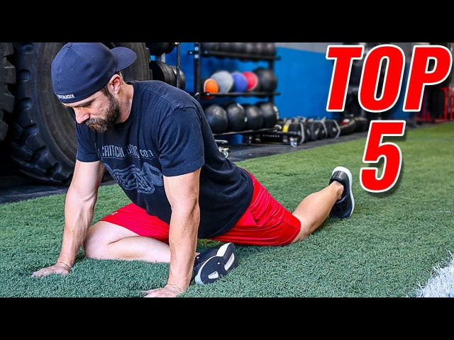 Top 5 Gluteus Maximus Stretches for Healthier Glutes