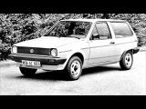 Volkswagen Polo Fox Typ 86C 1986 90