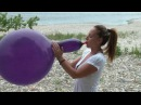 "CTI 17"" balloons crystal purple blow to pop b2p btp looner Misslooner"