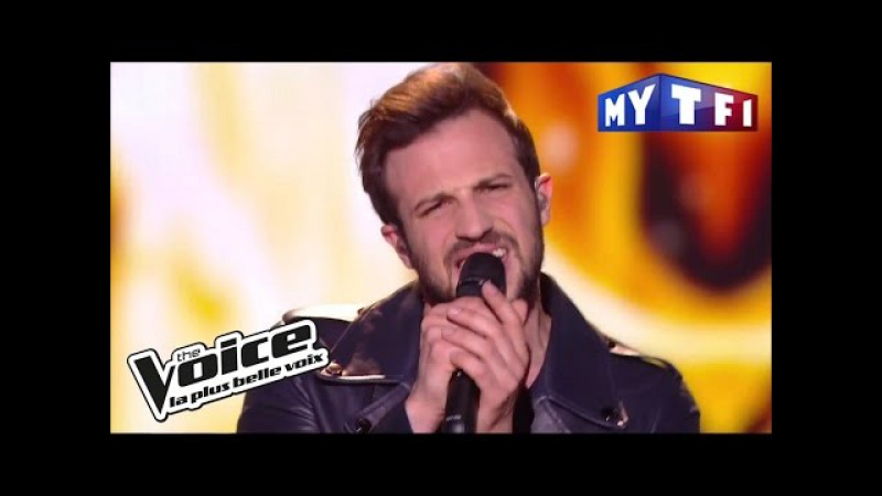 Marvin Dupré - « Starboy » (The WeekNd) | The Voice France 2017 | Live