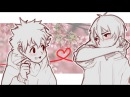 TodoDeku - Falling in love [ animation meme ]