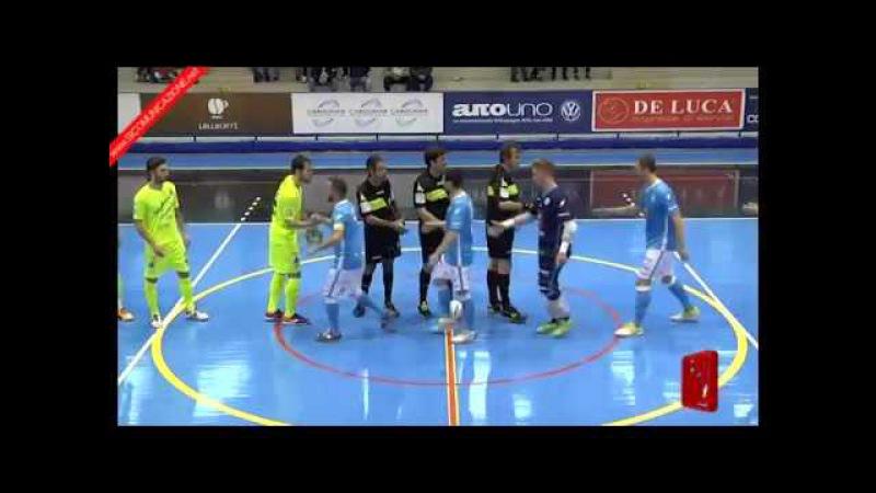 Italy League - Round 9 - Lollo Caffè Napoli 6x5 Italservice Pesarofano
