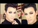 Holiday Makeup Tutorial Cranberry Smokey Eye MannyMua