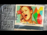 Photoshop Tutorial How to Create a Classic, Vintage, Matchbook Cover
