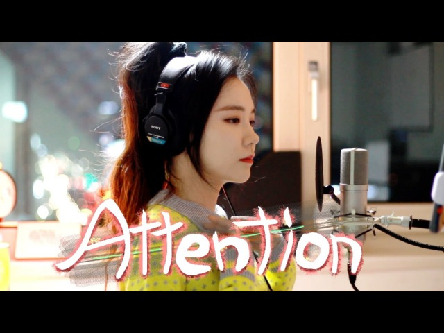 Charlie Puth Attention cover by