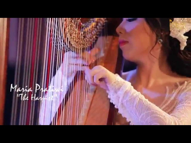 What a Wonderful World [Harp Cover] by Maria Pratiwi The Harpist feat. Appasionata Big Band