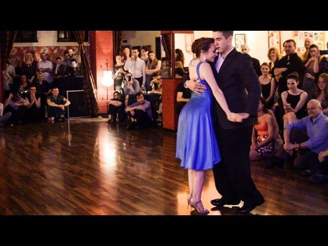 Little story (Tamburica Tango) - Mirko Stanic y Andjela Djiki Ristic - Belgrade Tango Weekend