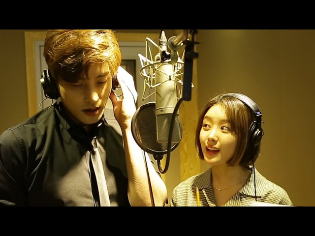 Sung Hoon Song Ji Eun from MY SECRET ROMANCE: Same Music Video!