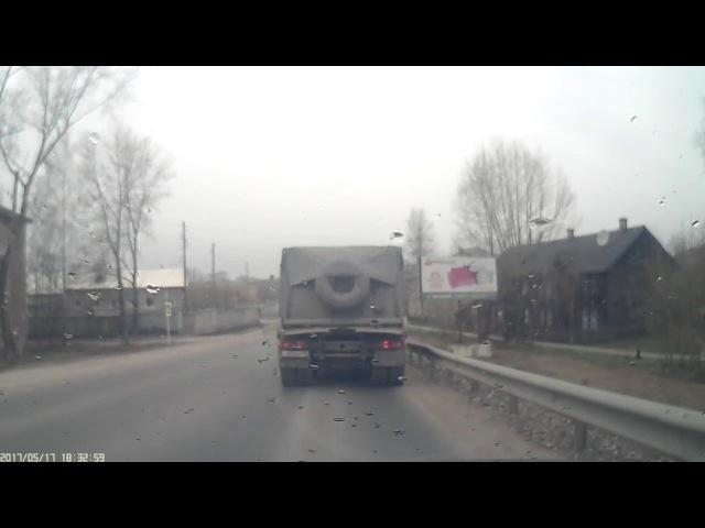 ДТП Пермский край. Новая жертва Горы смерти, Чусовой