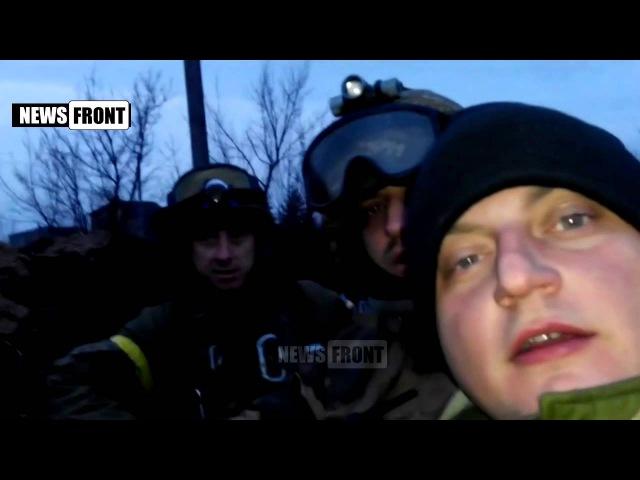 18 Украинские солдаты к Порошенко: До чего же ты, гад, страну довел?!