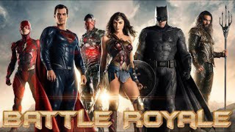 Justice League - Battle Royale