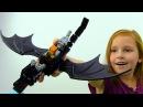 Как поймать и приручить Эндер Дракона Видео Майнкрафт Лего