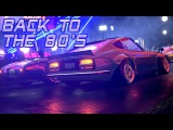 'Back To The 80's' Best of Synthwave And Retro Electro Music Mix for 2 Hours Vol. 8