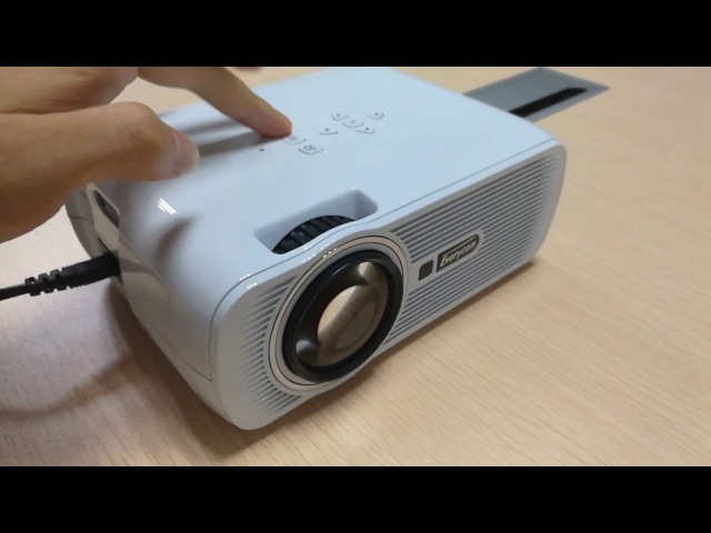 EVERYCOM X7s plus проектор андроид 6.0 система скоро будет ...