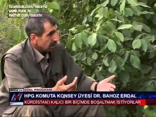 Dr. Bahoz Erdal (Fehman Hüseyin) Röportajı