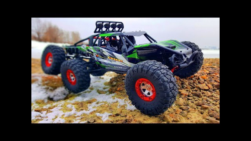 The Cheapest 6x6 RC Truck — FEIYUE FY06 112 2 4GHz 6WD Off Road Desert Truck Review