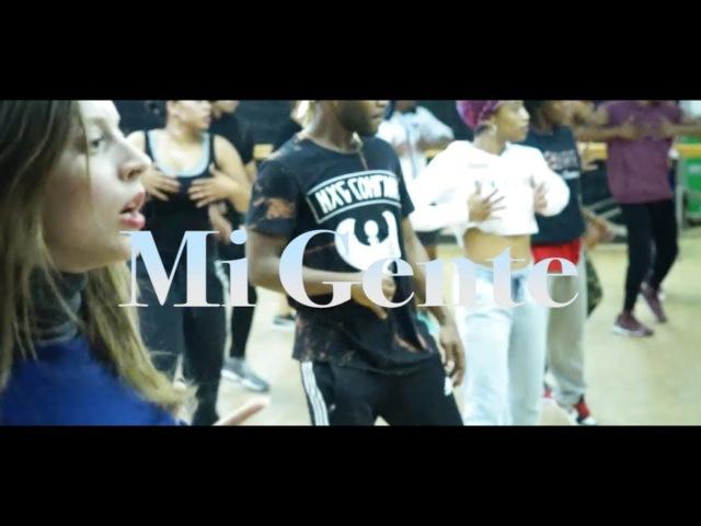 J.Balvin ft. Beyonce - Mi Gente (Remix) - Choreography by Dexter Carr | Beyonce