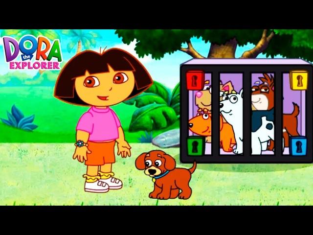 Dora the Explorer: Dora's Puppy Adventure Games for Kids
