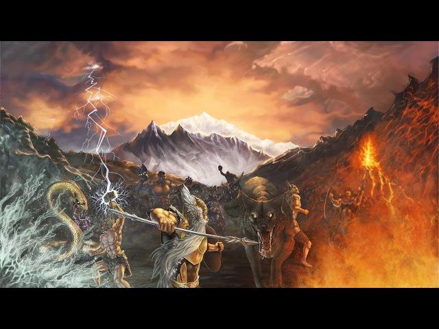 Рагнарек гибель Богов Скандинавская мифология Забытые Легенды