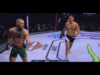 Конор макгрегор Vs Нейт Диаз Реванш Последний бой 21 08 2016 UFC 202