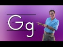 Learn The Letter G | Let's Learn About The Alphabet | Phonics Song for Kids | Jack Hartmann